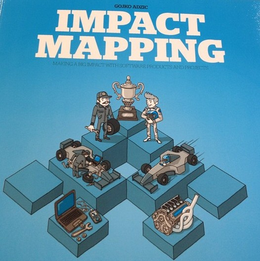 Impact Mapping book cover